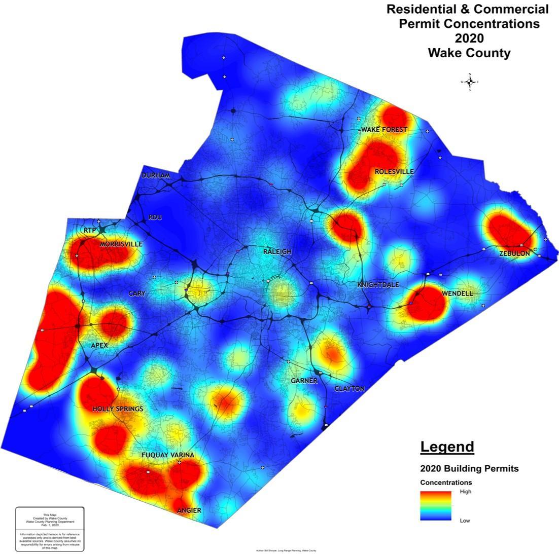 Permit density 2020