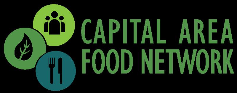 Capital Area Food Network Logo