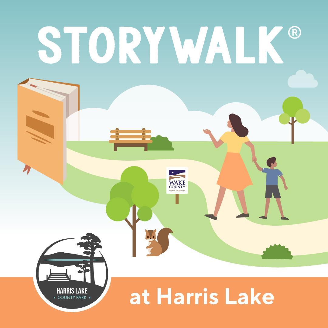 Harris StoryWalk