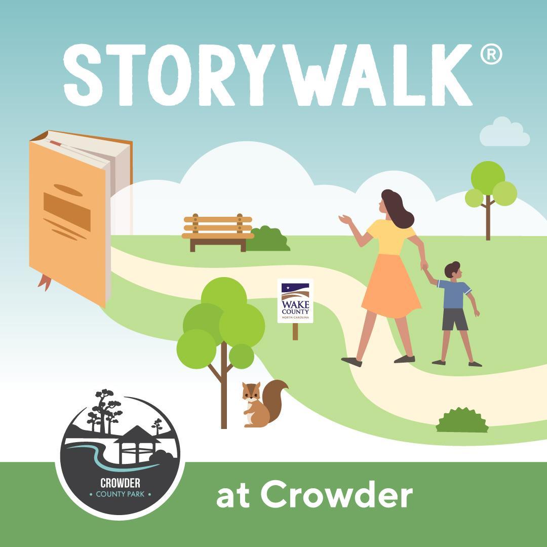 Crowder StoryWalk