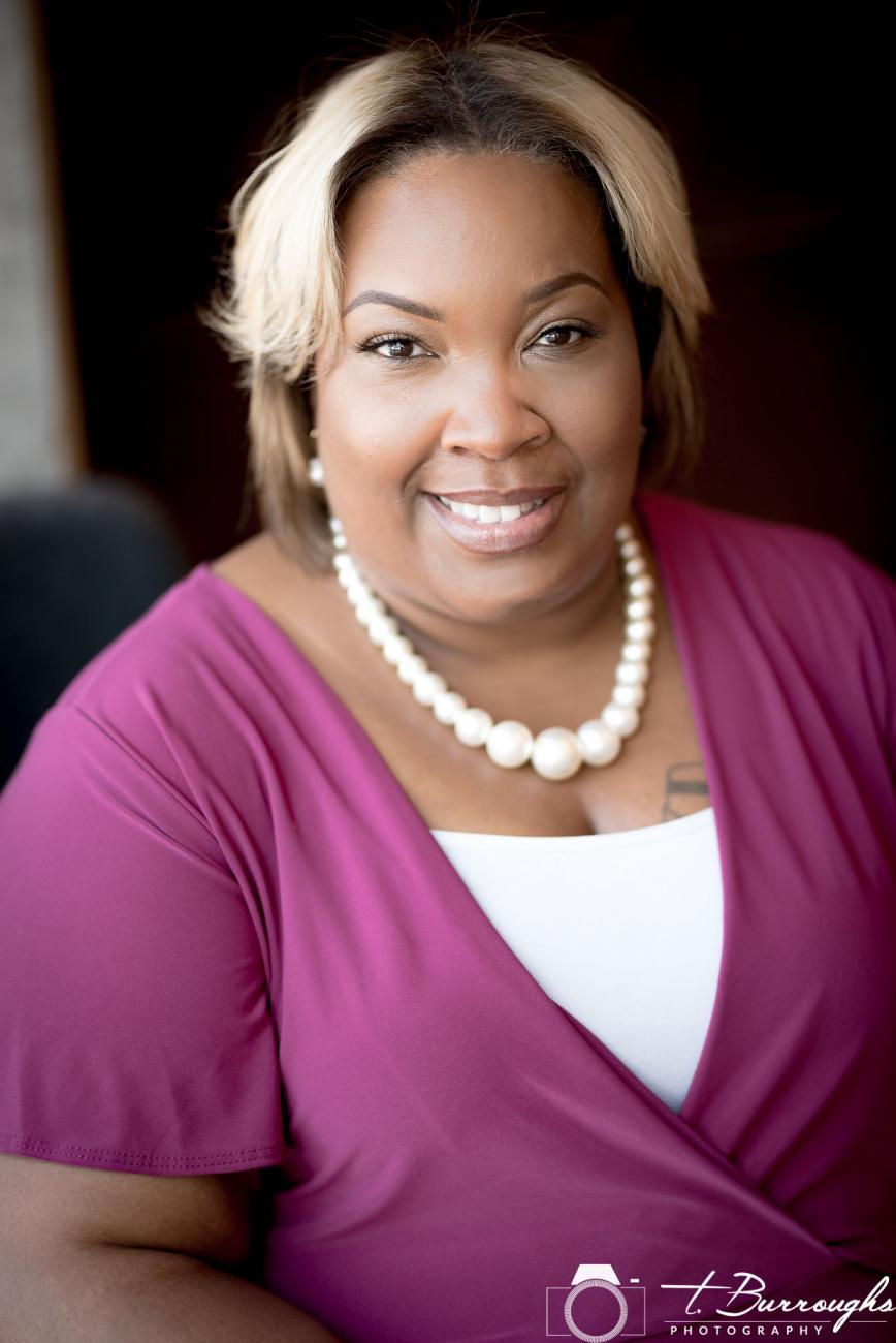 Social & Economic Vitality Program Manager Verna Best