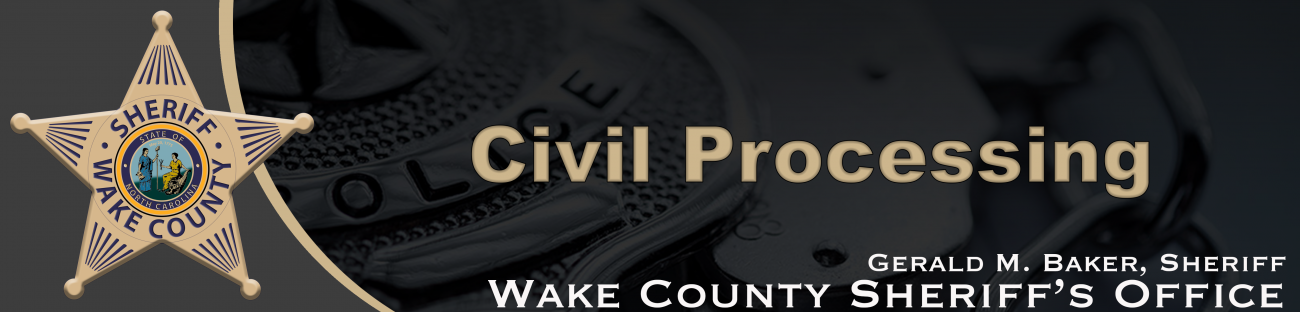 Civil Processing
