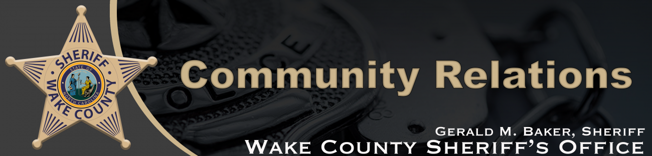 WCSO Community Relations
