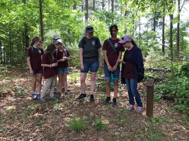 Group Orienteering