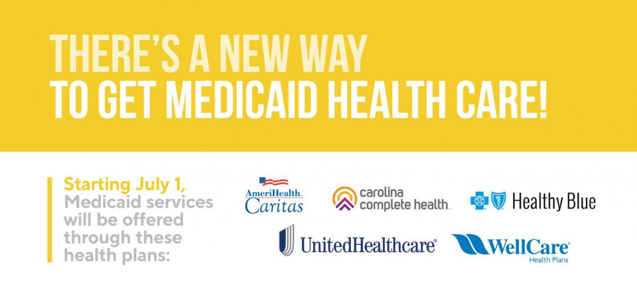 A new way to get Medicaid beginning July 1!