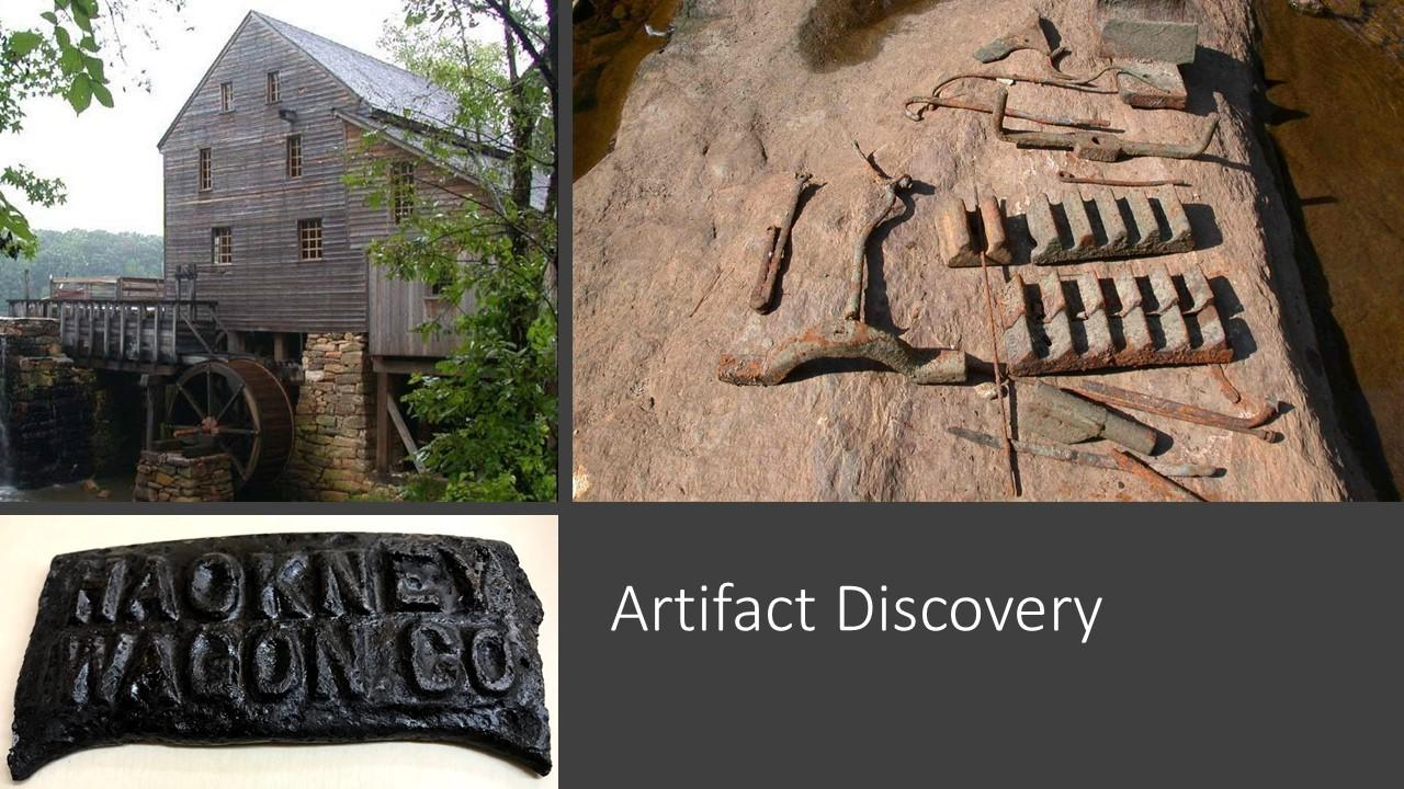 Artifact Discovery