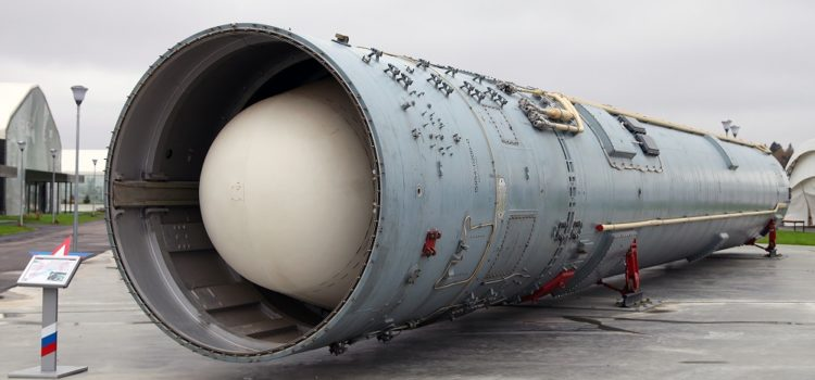 How Russia's Avangard Hypersonic Weapon Will Launch | War Is Boring