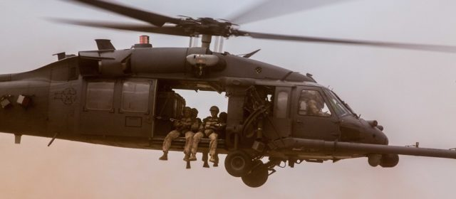 Pentagon planners are looking to replace Sikorsky's Black Hawk, middle-aged and slower than the next generation of helicopters