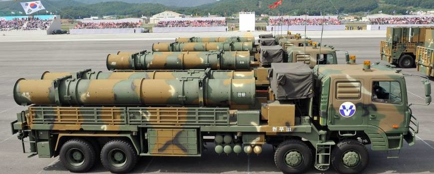 South and North Korea conduct missile tests hours apart