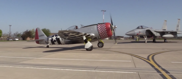 The P-47 may not have been the sexiest American plane of World War II, but it was certainly the toughest