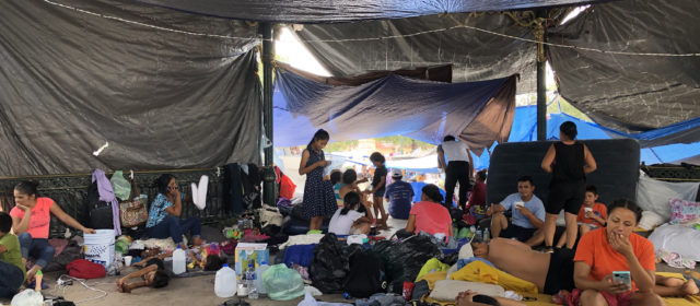 Biden closes one border migrant camp, opens another camp down the road with worse conditions