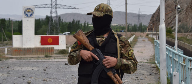 Russian military completes exercises in Tajikistan near Afghan border