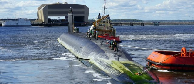 US creates tension with China and France over nuclear-powered submarine deal with Australia