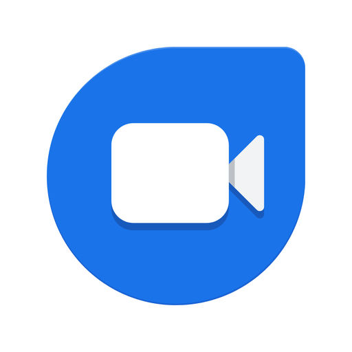 Example of Design for Social Networking iOS App Icon by Google Duo