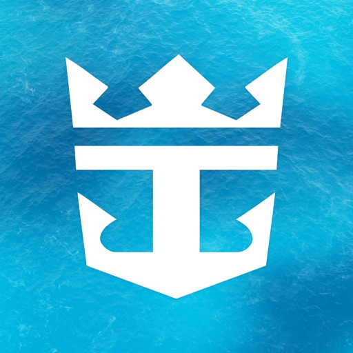 Example of Design for Travel & Local iOS App Icon by Royal Caribbean International