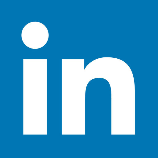 Example of Design for Social Networking iOS App Icon by LinkedIn