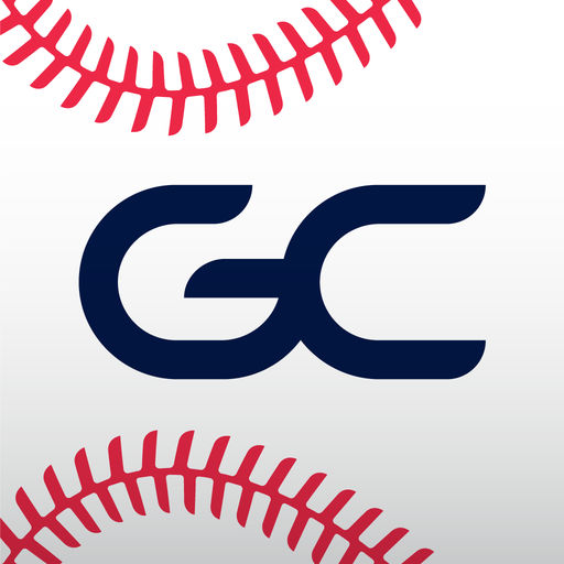Example of Design for Sports iOS App Icon by GameChanger Baseball Softball