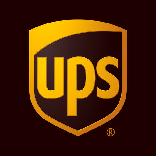 Example of Design for Business iOS App Icon by UPS Mobile