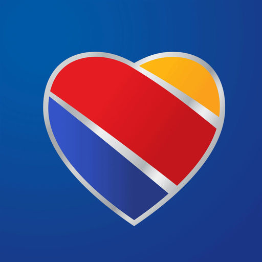 Example of Design for Travel & Local iOS App Icon by Southwest Airlines