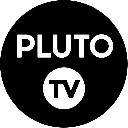 Example of Design for Entertainment Android App Icon by Pluto TV