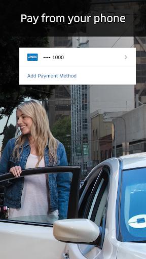 Example of Design for Navigation App , App Store Screenshot by Uber