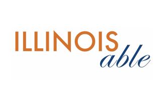 Illinois ABLE logo