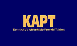 Kentucky's Affordable Prepaid Tuition (KAPT) logo