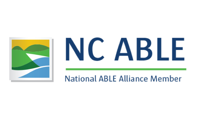 The NC ABLE Program logo