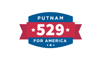 Putnam 529 for America logo