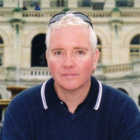 Author Brian O'Connell
