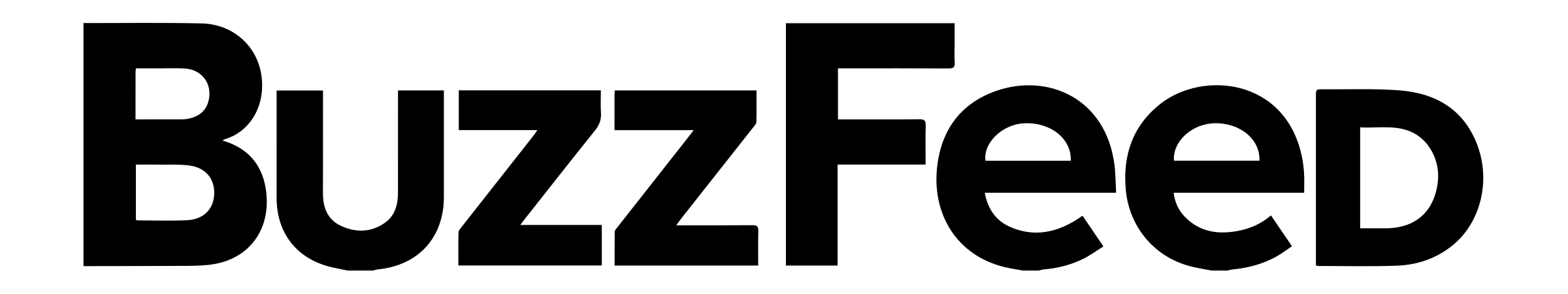 Buzzfeed logo black transparent 1