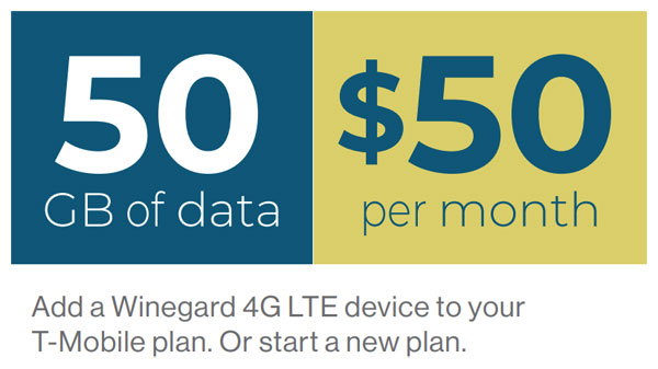 50 GB of data for $50/mo.