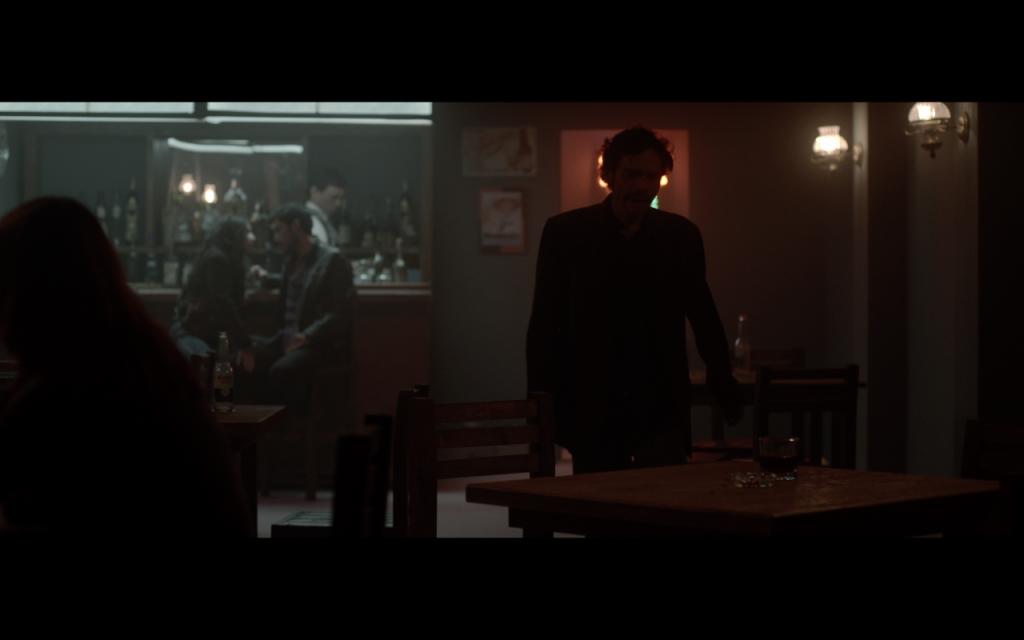 De Noche... Cinefotógrafo: Daniel Zúñiga, 2014