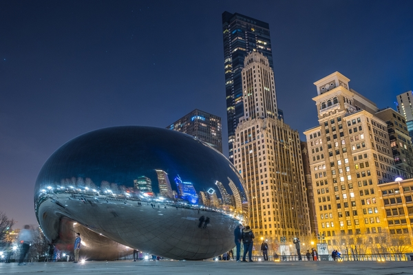 millenium-park-Chicago-Illinois