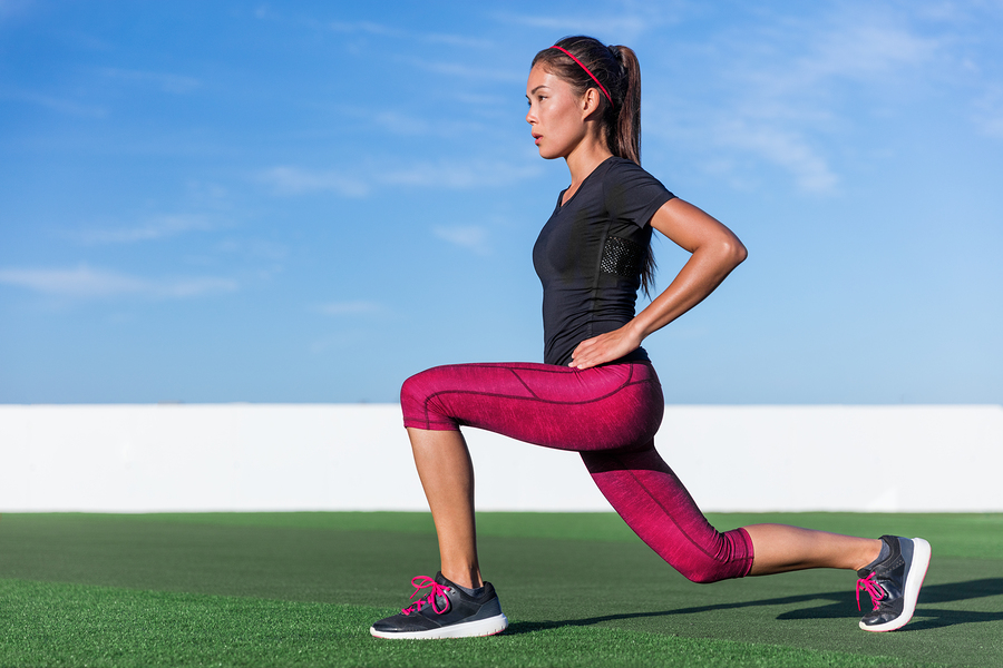 Lunges-exercise-