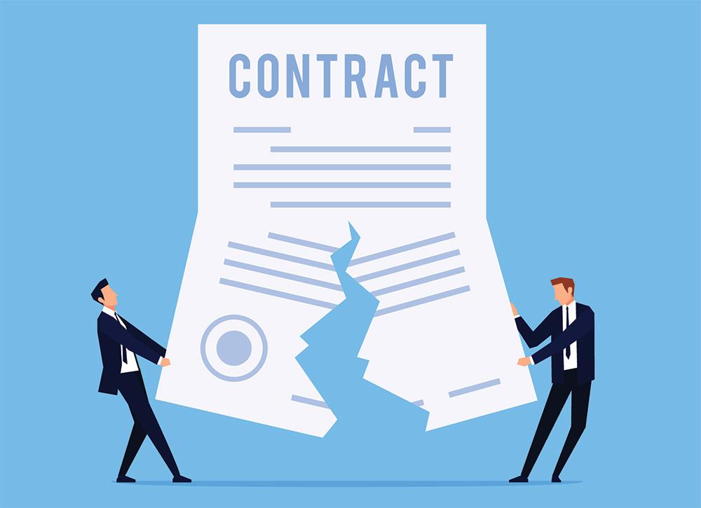 cancel travel nurse contract
