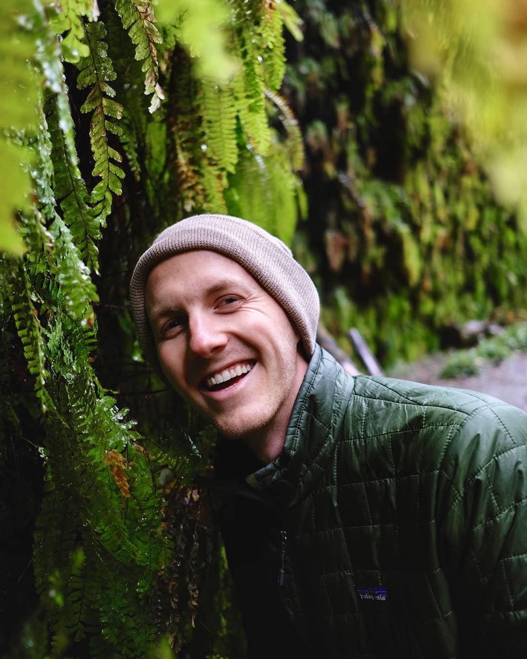 van life-fern canyon-california-prarie creek redwoods state park