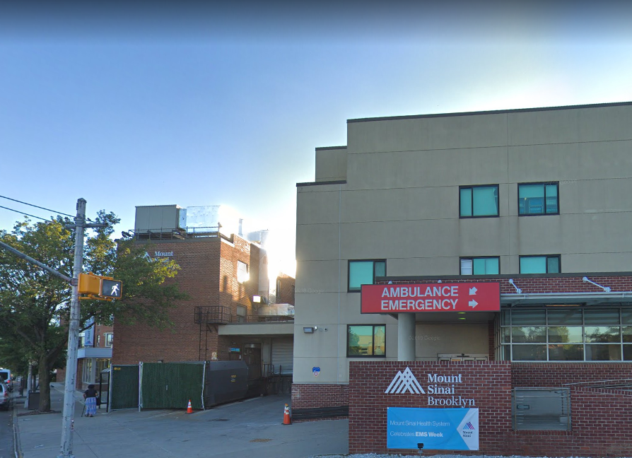 Mount Sinai Brooklyn-new york nurses strike