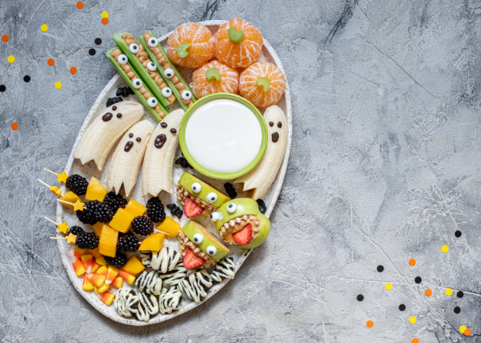 Tips for a healthier twist on Halloween