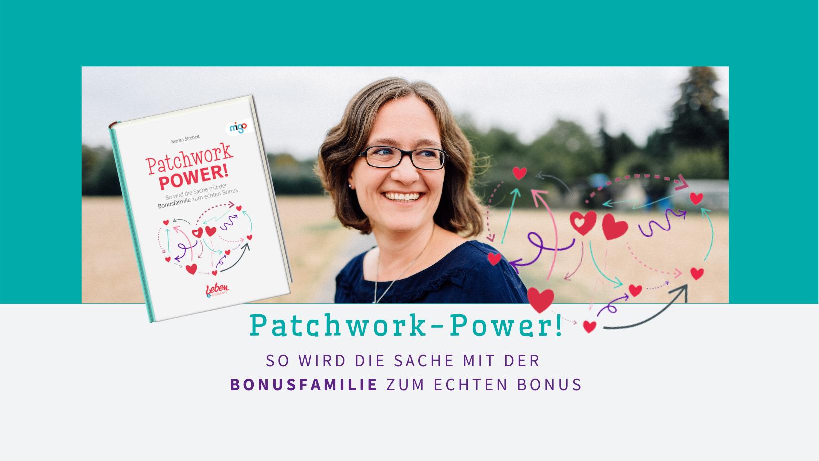 Marita Strubelt - Patchwork Power! Talk