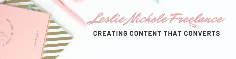 Leslie Nichole Freelance