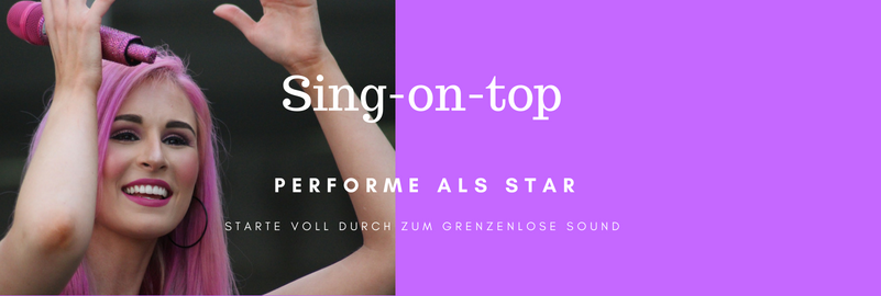 sing-on-top