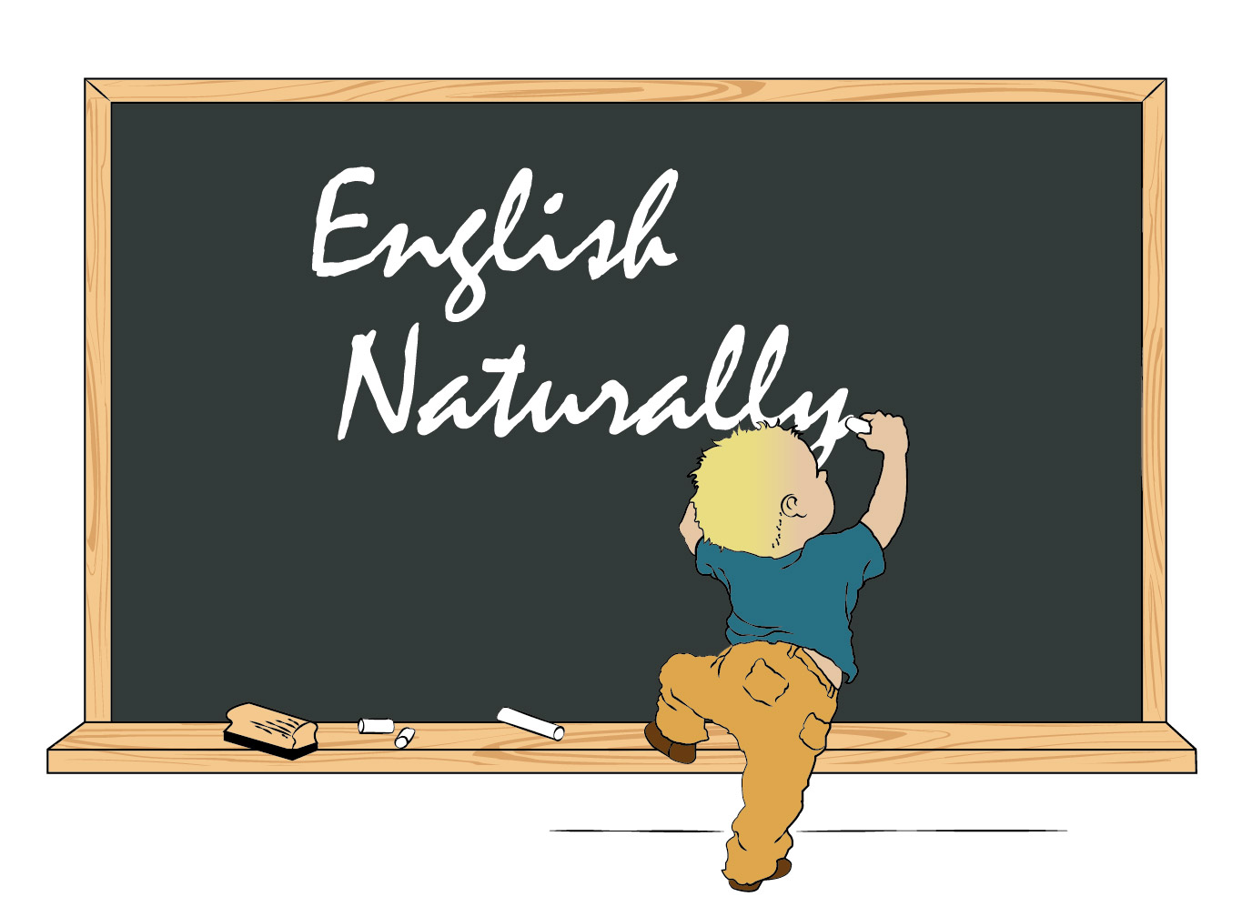 English Naturally - ¡Aprende inglés de forma natural!