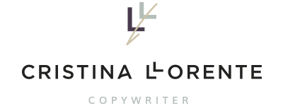 Consultoría de copywriting | Cristina Llorente