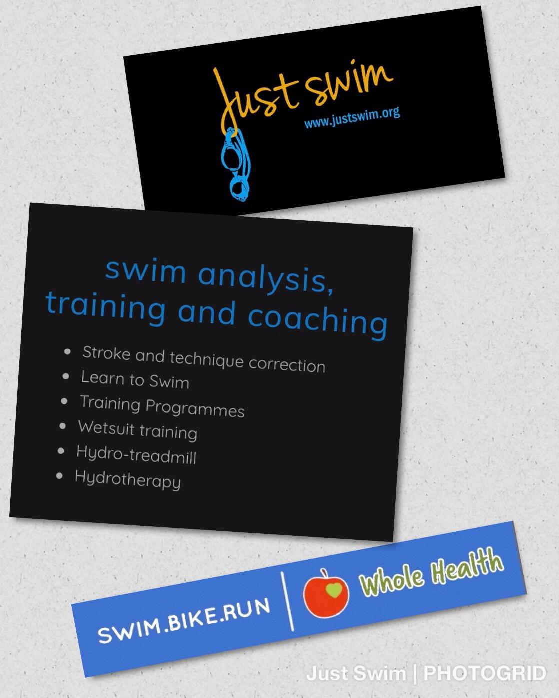 Just Swim Whole Health Booking App