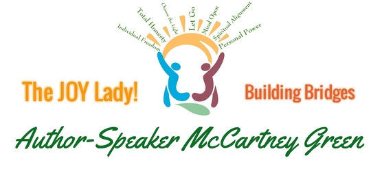 Find YOUR Joy! Book McCartney for a FREE phone session. Zero in on what is keeping you from being happy and discover REAL steps to take.