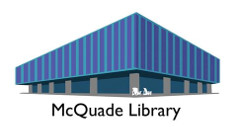 Meet with a McQuade Librarian