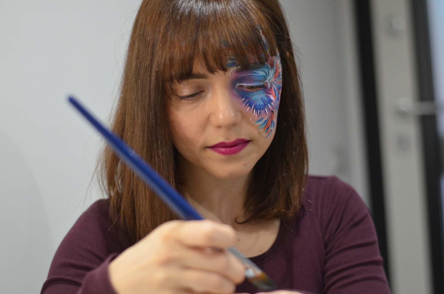 Benvenuto! Ora puoi prenotareil tuo evento di Face Painting targato Kolorami!