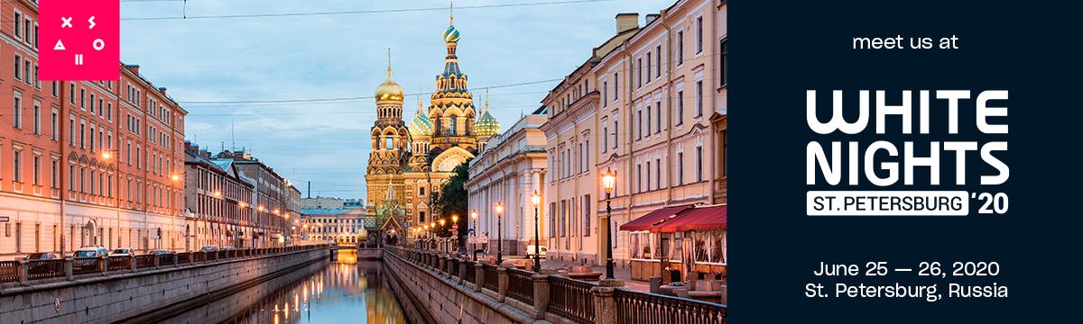 White Nights St. Petersburg 2020