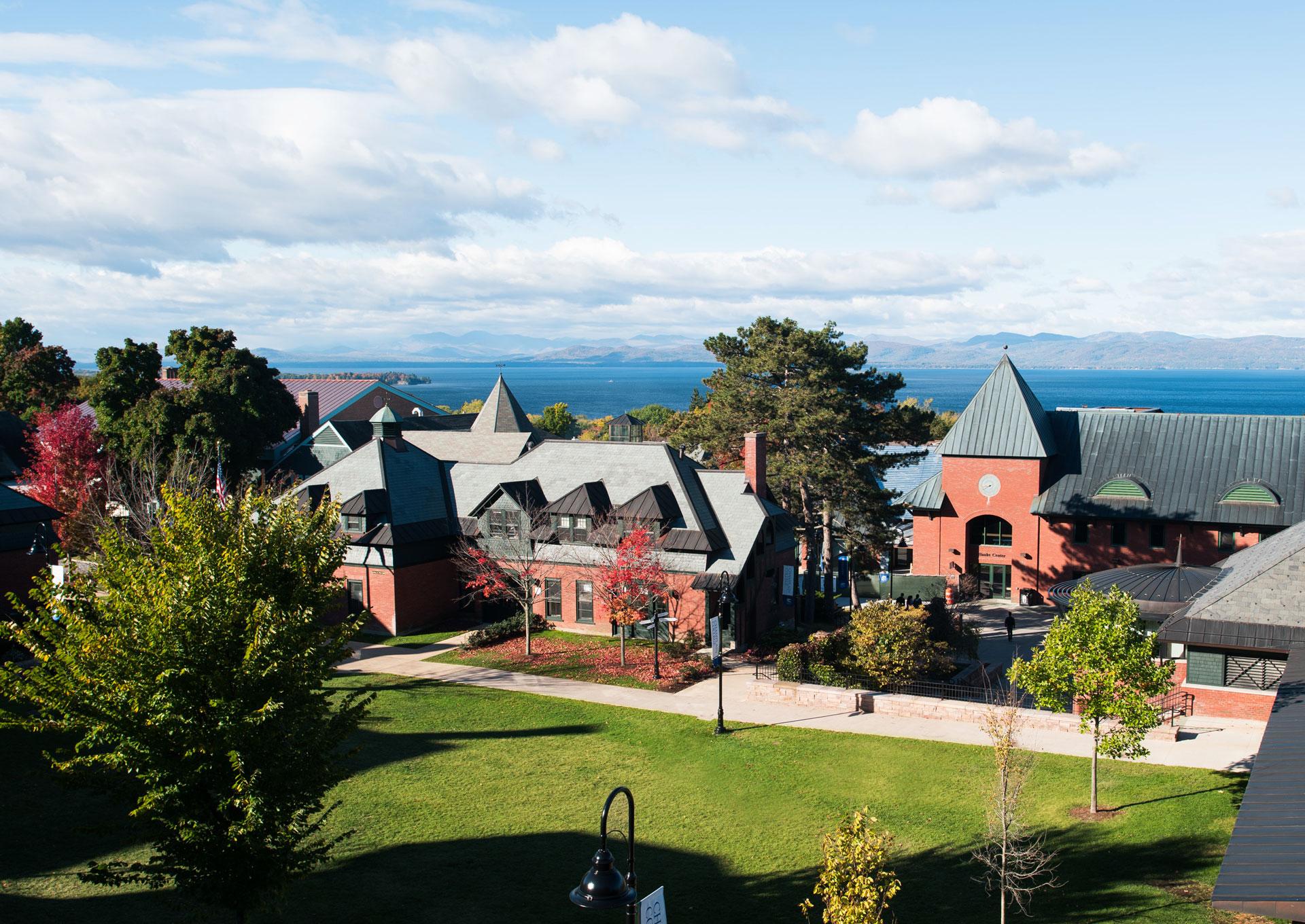 Champlain Admissions: Blair Bean